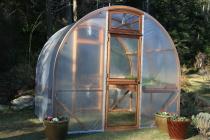 SunPod Homestead Greenhouses